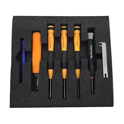 PENIVO Upgrade Reparatursatz Mount Tool Kit Set Cilp Werkzeug für Parrot Bebop Drone Schraubendreher Kits Werkzeugkasten Teile RC Quadcopter (Tasche Clip-schraubendreher-set)