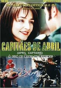 April Captains [Import USA Zone 1]
