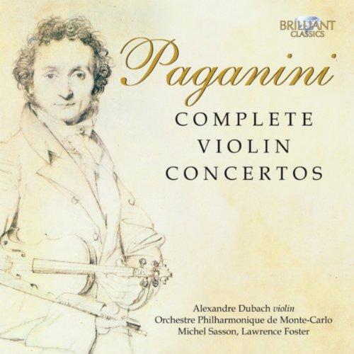Violin Concerto No. 1 in D Maj...