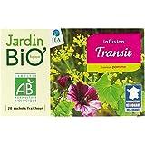 Jardin bio Infusion transit bio 30g (Prix Par Unité) Envoi Rapide Et Soignée