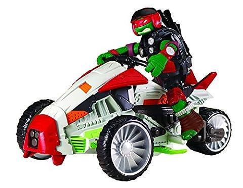 Teenage Mutant Ninja Turtles Mutations Mutating Tri-Flyer Vehicle with Raph