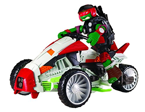 Turtles Mutations Mutating Tri-Flyer Vehicle with Raph ()