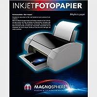 Cartelli magnetici per stampanti Inkjet 210x297 mm - 10 fogli - formato A4