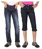 Menthol Girls Denim Pant and Denim Capri...