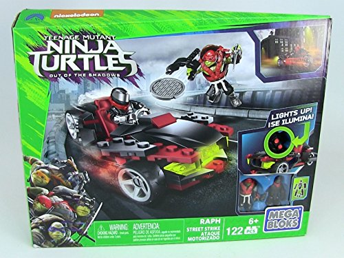 Review: Raph's Street Strike Review (Out of the (Teenage Ninja Turtles)