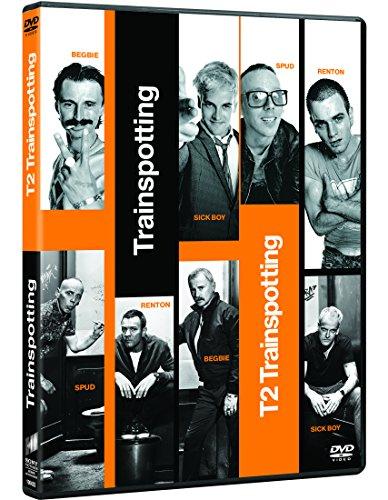 Pack: Trainspotting 1 + Trainspotting 2 [DVD]