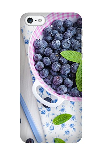 iPhone 4/4S Coque photo - Blueberry Bowl