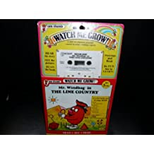 Mr. Windbag in the Line Country/Book and Audio Cassette