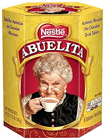 Abuelita Mexican Hot Chocolate Mix 540 g