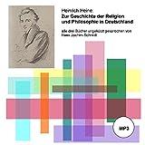 Zur Geschichte der Religion und Philosophie in Deutschland (Livre en allemand)