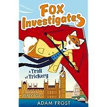 A Trail of Trickery (Fox Investigates)