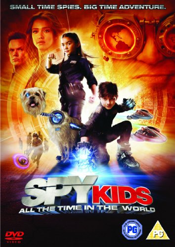 Spy Kids 4 - All The Time In The World [Import] (Film Kids 4 Spy)