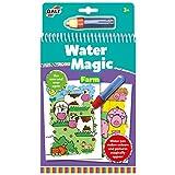 Magisches Wassermalbuch - Bauernhof