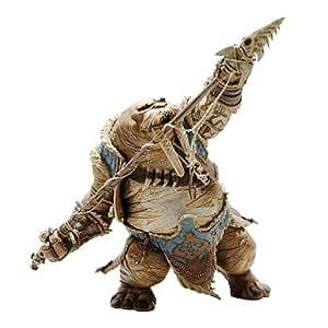 World of Warcraft DC Premium série 1 figurine Tuskarr Tavru Akua 20 cm