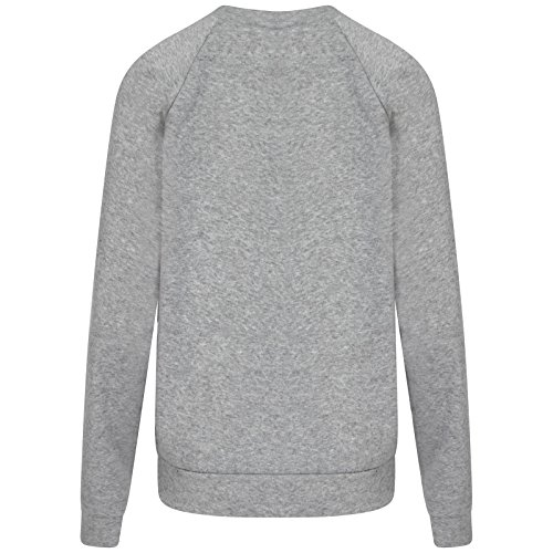 Love Celeb Look - Sweat-shirt - Femme Gris - Gris