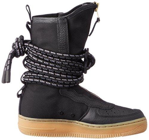 Schwarz Hi Damen Gymnastikschuhe Light Sf Blackblackgum Brown Af1 Nike zqXxt7wBB