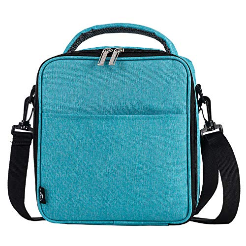 E-MANIS Insulated Lunch Bag Lunch Box Cooler Bolsa