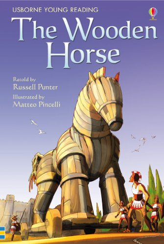 The wooden horse (3.1 Young Reading Series One (Red))