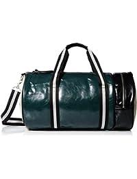 Fred Perry Fourre-tout Unisex Hommes Femmes bandoulière Classic Barrel Bag Cm 46x26x26 Green