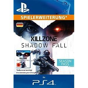 KILLZONE SHADOW FALL Season Pass [Zusatzinhalt] [PSN Code für deutsches Konto]