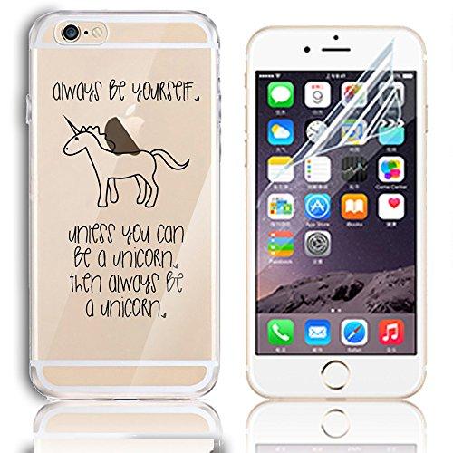 Cover iphone 6, Sunroyal® [Protezione goccia] [Antigraffio]