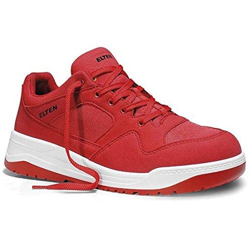 Elten Maverick Red Chaussures de sécurité S3 Rouge