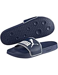 9ee04d80b07a Amazon.in  Leather - Flip-Flops   Slippers   Men s Shoes  Shoes ...