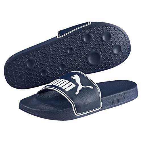 Puma Unisex Leadcat Fashion Slippers Men's Flip-Flops & Slippers at amazon