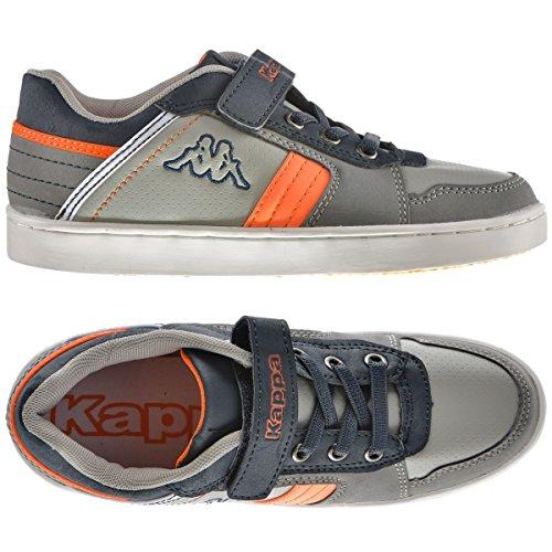 Sneakers - Valessia 2 V Kid - Bambini GREY-ORANGE