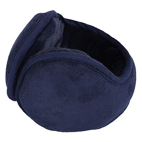 ZTMN Winter Outdoor Plüsch Ohrenwärmer Faltbare Ohrenschützer Warm bleiben