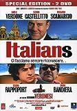 Locandina Italians (Special Edition) (2 Dvd)
