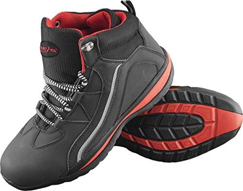 Arbeitsschuhe Sicherheitsschuhe S3 Nubuk BREXTREME Schuhe EVA Stahlkappe