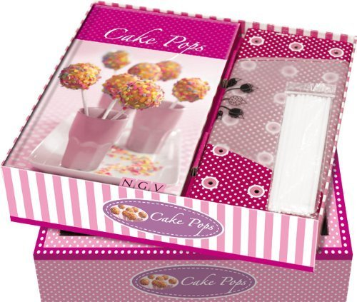Cake-Pops Buch-Box by Collectif(1905-07-07)