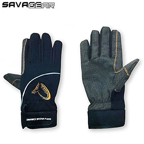 Savage Gear Shield Glove L Angelhandschuh