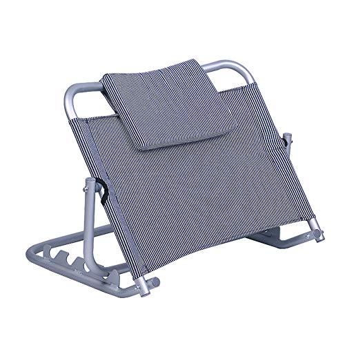 HLDUYIN Rückenlehne, verstellbare Rückenlehne, Dulti-Position Rückenlehne Rückenstütze für orthopädische Hals-, Kopf- und Lordosenstütze, 68 * 9 * 54,5 cm