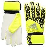 adidas Erwachsene Ace Replique Torwarthandschuhe, Solar Yellow/Black/Onix, 9