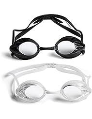 Lunettes natation sports et loisirs for Lunettes piscine miroir