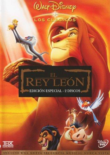 El rey León (ed.esp.)***DVD***