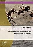 Ameisenarten – Verbreitung – Vorkommen