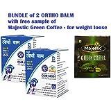 Deemark Ortho Balm 50 ML - (Pack of 2)