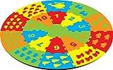 Think & Enjoy 422414 Eva Puzzle Gomme 21 pièces