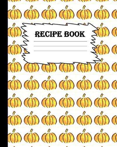 Dead Halloween Ideen - Recipe Book: A Blank Cookbook To