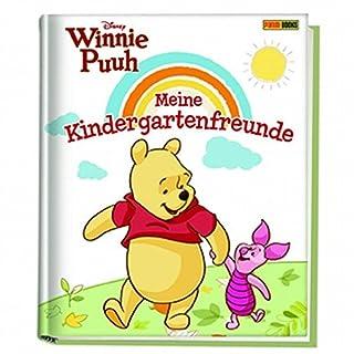 Disney Winnie Puuh Kindergartenfreundebuch: Meine Kindergartenfreunde