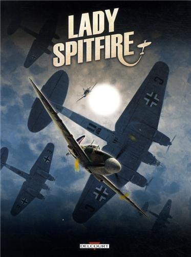 Lady Spitfire - Fourreau T1 à T3