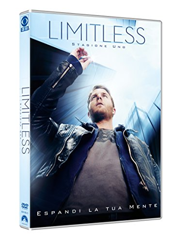 limitless - season 01 (6 dvd) box set DVD Italian Import