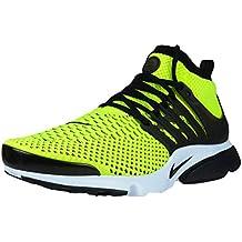 differently 7aa9b cd4d9 ... italy nike air presto flyknit ultra scarpe da ginnastica uomo verde 46  db021 946f6