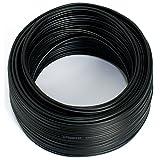 Câble de Haut-Parleur 2x 0,5mm²-Noir-50m-CCA Câble-Câble...