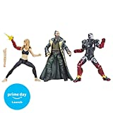 #7: Marvel Studios The First Ten Years Iron Man 3 Pepper Potts, Iron Man Mark XXII, and The Mandarin