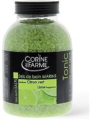 Sels de Bain Marins Tonic Citron Vert