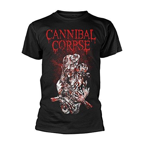 Cannibal Corpse Stabhead 1 T-Shirt schwarz L (Corpse-t-shirt Cannibal)